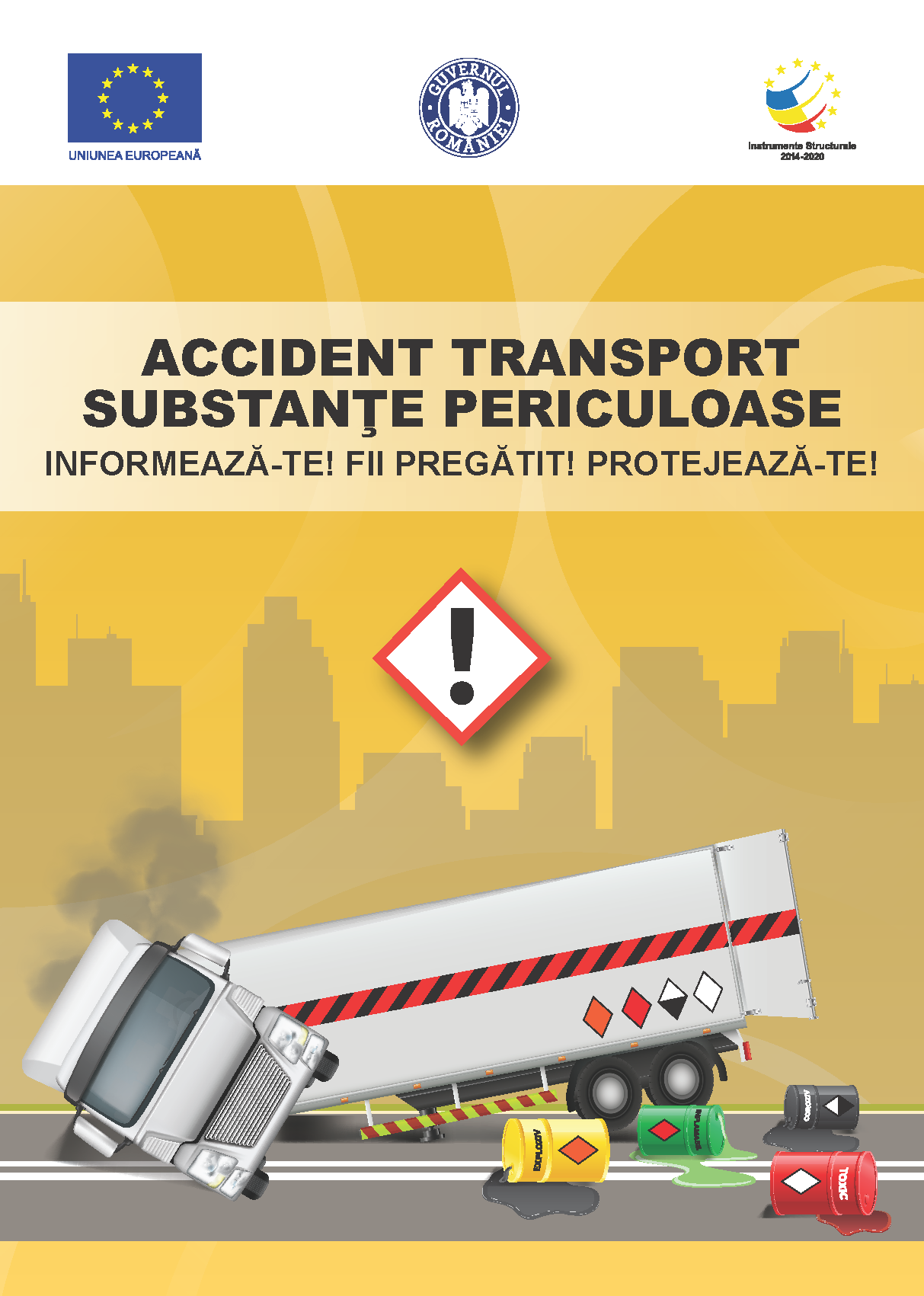 Transport substanțe periculoase F