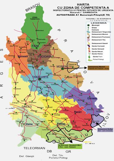Isudb Subunitatile De Interventie Din Teritoriu